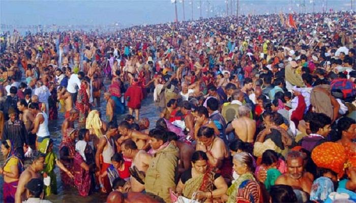 Godavarai-Pushkaram-Beggars-Scheme