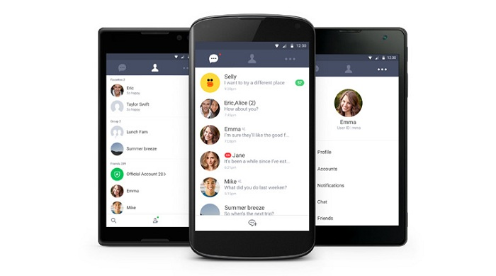 Line-Lite-app-for-Android-Users