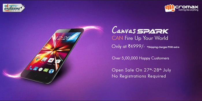 Micromax-Canvas-Spark-Open-Sale