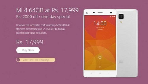 Xiaomi-Mi-4-64GB-for-Rs-17999