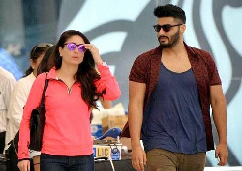 Arjun-Kareena-Friends