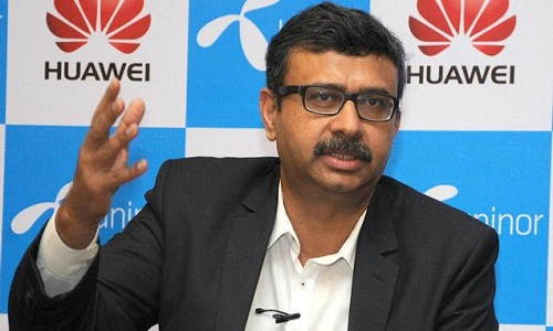 Huawei-Uninor-1200-crores-contract
