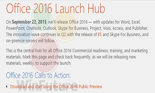 MS-Office-2016-Sep-22-launch