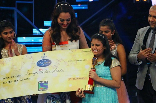 Ananya-Indian-Idol-Junior