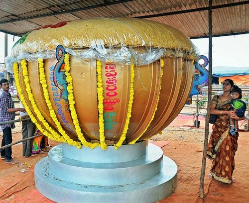 Andhra-Laddu-Guinness-Records