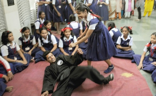 CBSE-Self-Defence-Classes-Girls