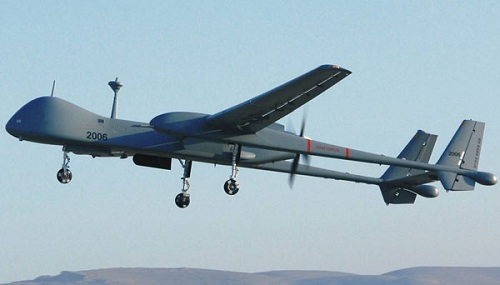 India-Buys-Drones-Israel