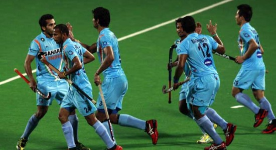 Indian-Hockey-Team-Against-New-Zealand