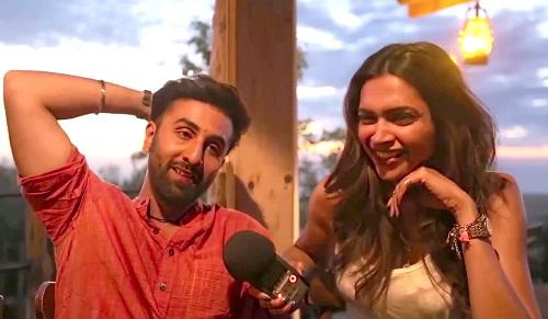 Ranbir-Deepika-Fun-Video