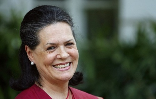 Sonia-Continues-Congress-President