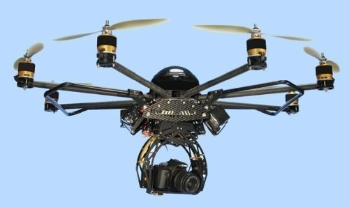 CISF-Inspector-Suspended-Flying-Drone-IGI