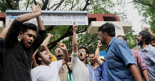FTII-Students-Call-Off their 139-day-Strike