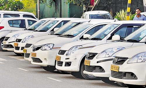 India-Drafts-Rules-Raid-Hailing-Services