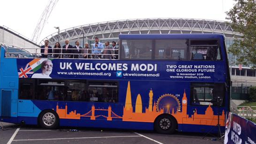 Modi-Express-Bus-In-UK