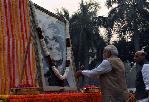 Modi-Flags-Off-Run-For-Unity-March-Delhi