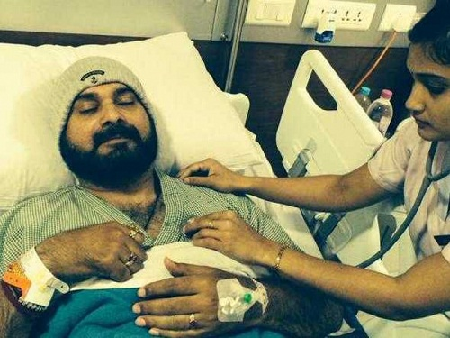 Navjot-Singh-Sidhu-Hospitalised-With-DVT