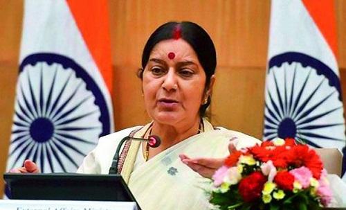 Swaraj-Holds SAARC-Diplomacy