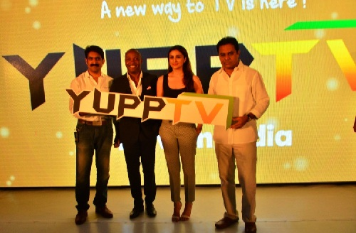 YuppTV-Launches-Services-In-India