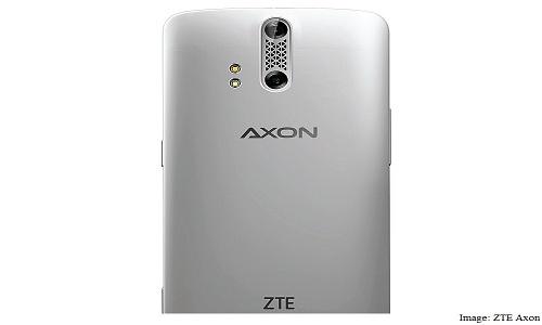 ZTE-Axon-Max-Launch