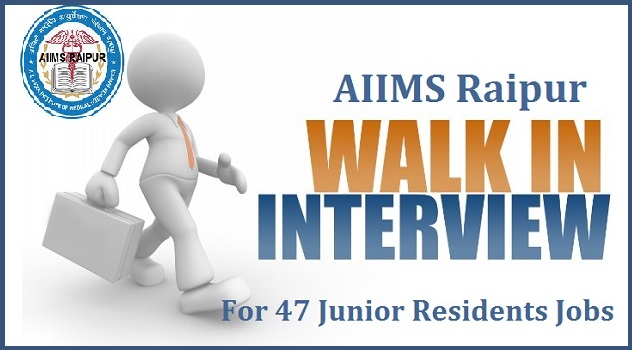 AIIMS-Raipur-Junior-Residents-Walk-In