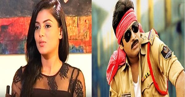 Anisha Ambrose Comments Pawan Kalyan