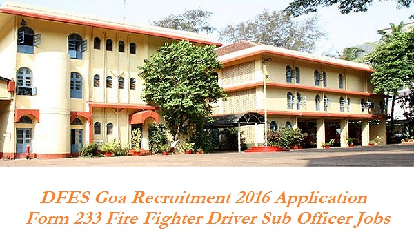 DFES-Goa-Recruitment-2016