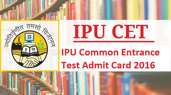 IPUCET-Admit-Card