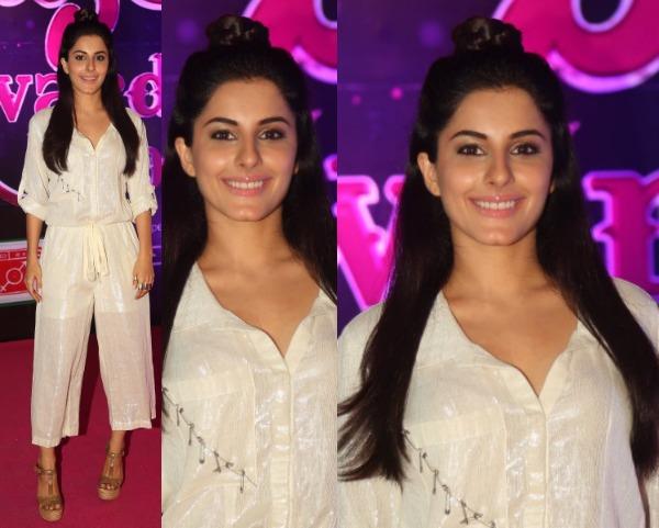 Isha Talwar At Apsara Awards 2016