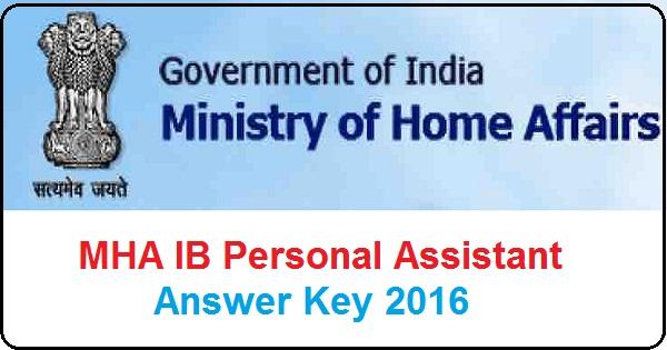 MHA-IB-PA-Answer-key-2016