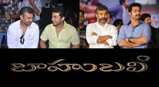 Rajamouli Multistarrer with NTR Suriya