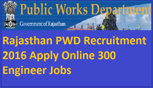 Rajasthan-PWD-Recruitment-2016