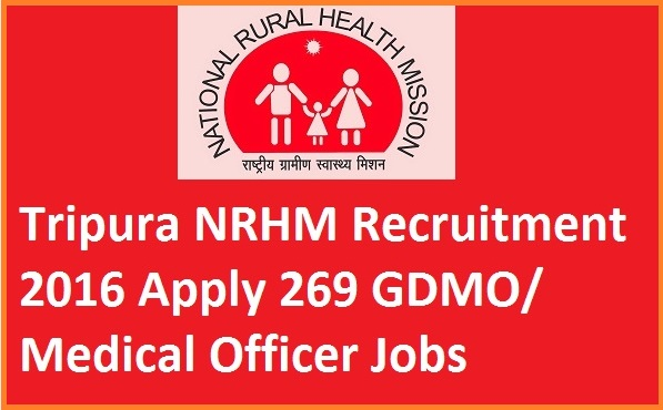 Tripura-NRHM-Recruitment