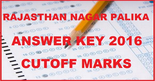 rajasthan-Answer-key-2016