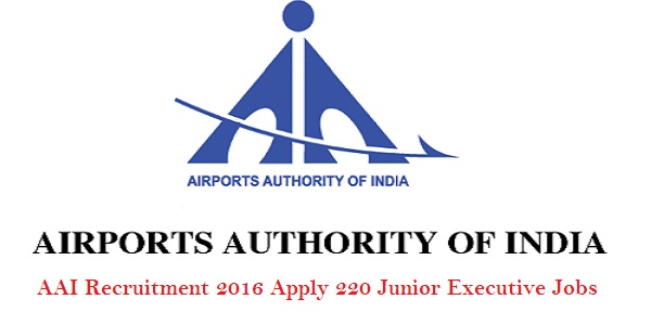 AAI-Recruitment-2016