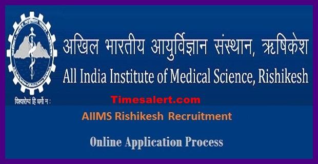 AIIMS Rishikesh Recruitment 2017 Apply 1154 Staff Nurse Grade II Jobs aiimsrishikesh.edu.in 1