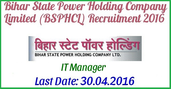 BSPHCL-IT-Manager-Recruitment-2016-Notification