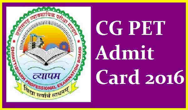 CG-PET-Admit-Card-2016