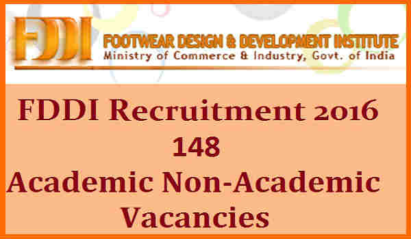 FDDI-Recruitment-2016
