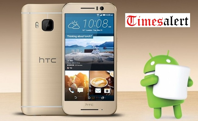HTC One S9 Smartphone Specifications