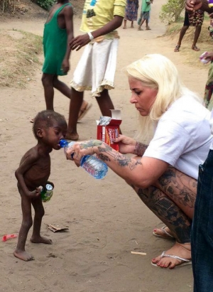 Hope Nigerian Witch Boy Rescued