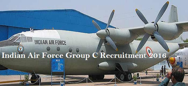 Indian-Air-Force-Group-C-Recruitment-2016