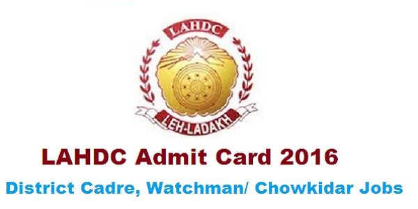 LAHDC-Admit-Card-2016