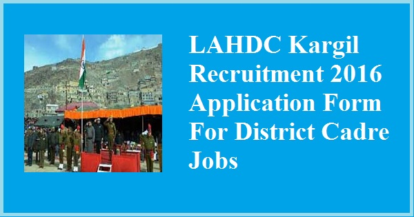 LAHDC-Kargil-Recruitment-2016