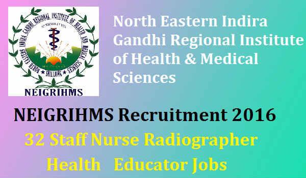 NEIGRIHMS-Recruitment-2016