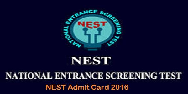 NEST-Admit-Card-2016