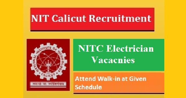 NIT- Recruitment-2016