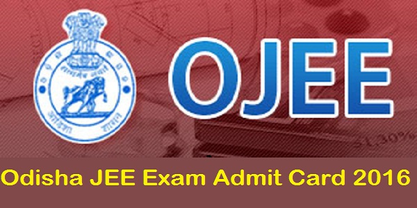 OJEE-Admit-Card-2016