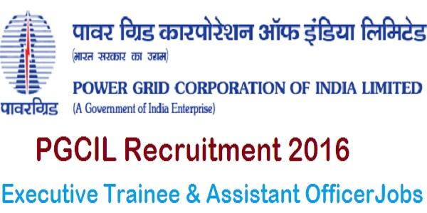 PGCIL-Recruitment-2016