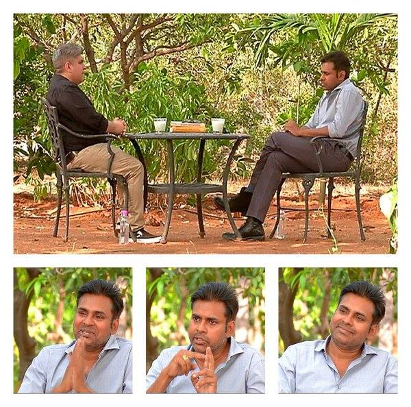 Pawan Kalyan Interview IBN Rajeev Masand