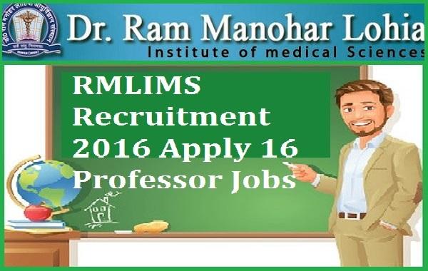 RMLIMS-Recruitment-2016